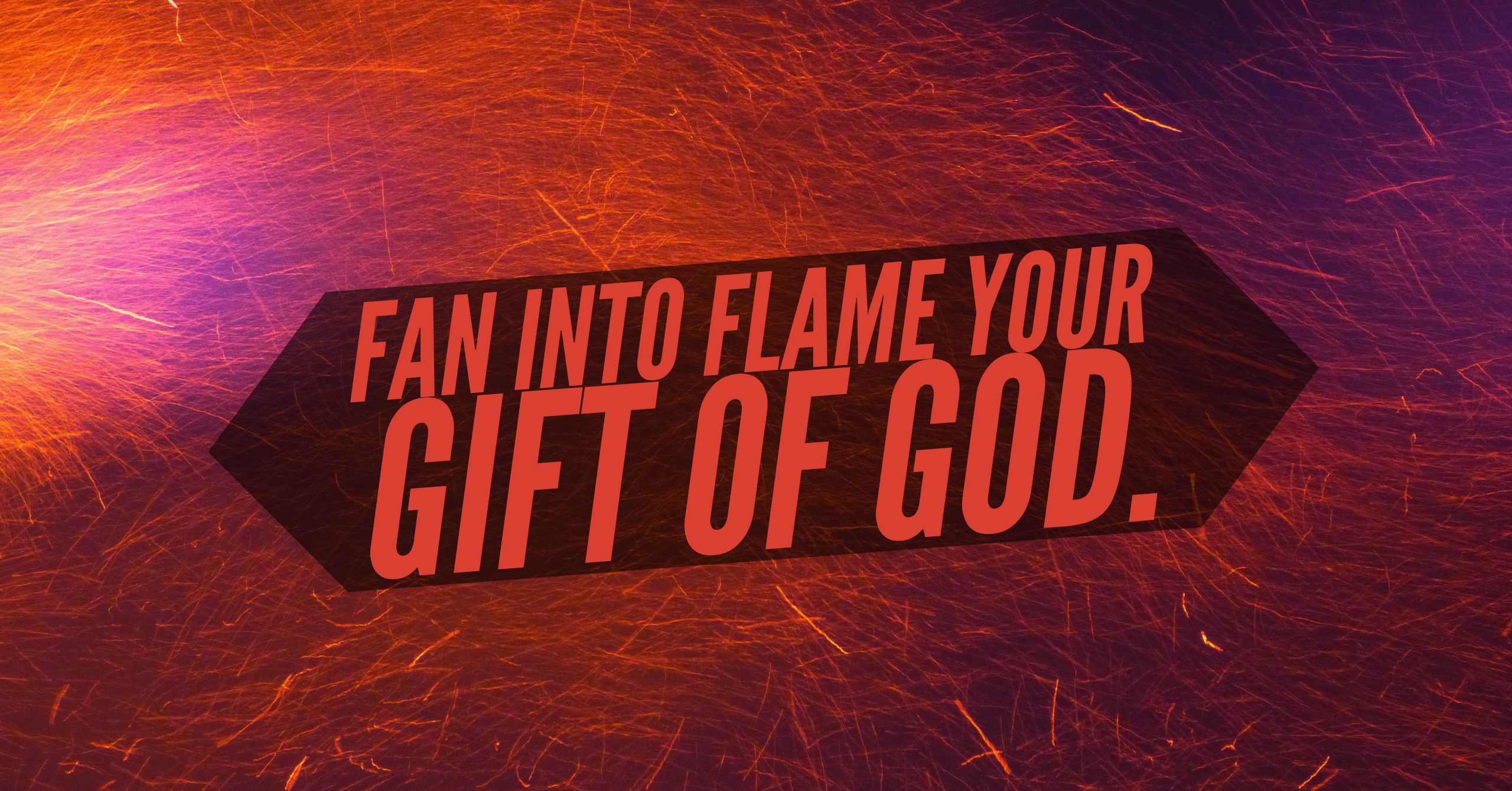 Activate your God Inspired Gifts!