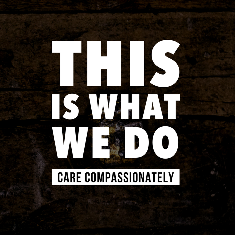 We Care Compassionately