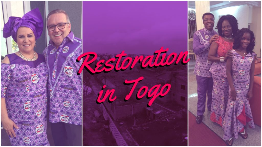 Restoration Stories in Togo