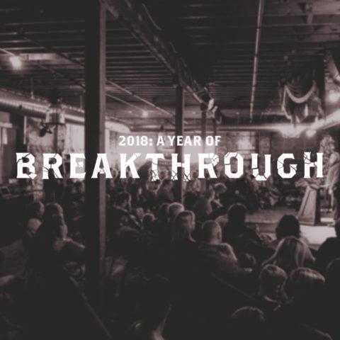 Breakthrough in 2018